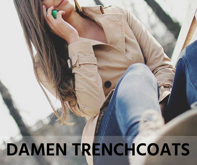 Damen Trenchcoats